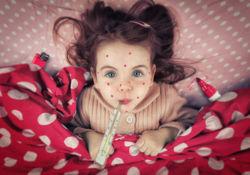 Rougeole: des épidémies à redouter