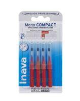 Inava Brossettes Mono-compact Rouge Iso 4 1,5mm à CHÂLONS-EN-CHAMPAGNE