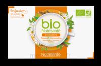Nutrisanté Infusions Bio Tisane Digestion 20 Sachets à CHÂLONS-EN-CHAMPAGNE