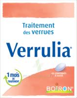 Boiron Verrulia Comprimés à CHÂLONS-EN-CHAMPAGNE