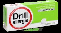 Drill 10 Mg Comprimés à Sucer Allergie Cétirizine Plq/7 à CHÂLONS-EN-CHAMPAGNE