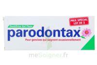 PARODONTAX DENTIFRICE GEL FLUOR 75ML x2 à CHÂLONS-EN-CHAMPAGNE