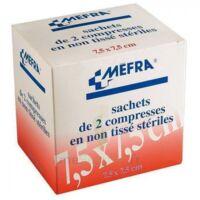 MEFRA, 7,5 cm x 7,5 cm, sachet de 2, 50 sachets, bt 100 à CHÂLONS-EN-CHAMPAGNE
