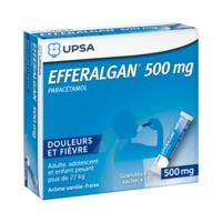 Efferalgan 500 Mg Glé En Sachet Sach/16 à CHÂLONS-EN-CHAMPAGNE