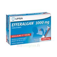 Efferalgan 1g Cappuccino Granules 8 Sachets à CHÂLONS-EN-CHAMPAGNE