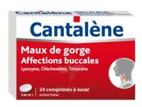 CANTALENE, comprimé à sucer à CHÂLONS-EN-CHAMPAGNE