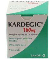 KARDEGIC 160 mg, poudre pour solution buvable en sachet à CHÂLONS-EN-CHAMPAGNE