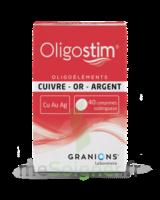 OLIGOSTIM Cuivre Or Argent Cpr subl T/40 à CHÂLONS-EN-CHAMPAGNE