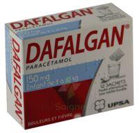 DAFALGAN 150 mg Poudre effervescente pour solution buvable B/12 à CHÂLONS-EN-CHAMPAGNE