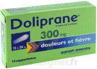 Doliprane 300 Mg Suppositoires 2plq/5 (10) à CHÂLONS-EN-CHAMPAGNE