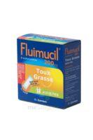 FLUIMUCIL EXPECTORANT ACETYLCYSTEINE 200 mg ADULTES SANS SUCRE, granulés pour solution buvable en sachet édulcorés à l'aspartam et au sorbitol à CHÂLONS-EN-CHAMPAGNE