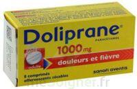 DOLIPRANE 1000 mg Comprimés effervescents sécables T/8 à CHÂLONS-EN-CHAMPAGNE