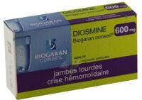 DIOSMINE BIOGARAN CONSEIL 600 mg, comprimé pelliculé à CHÂLONS-EN-CHAMPAGNE