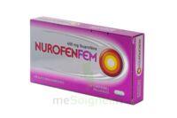 NUROFENFEM 400 mg, comprimé pelliculé à CHÂLONS-EN-CHAMPAGNE