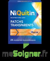 NIQUITIN 14 mg/24 heures, dispositif transdermique Sach/28 à CHÂLONS-EN-CHAMPAGNE