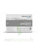 GRANIONS D'ARGENT 0,64 mg/2 ml S buv 30Amp/2ml à CHÂLONS-EN-CHAMPAGNE