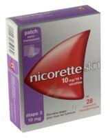 Nicoretteskin 10 mg/16 h Dispositif transdermique B/28 à CHÂLONS-EN-CHAMPAGNE