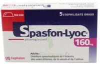 SPASFON LYOC 160 mg, lyophilisat oral à CHÂLONS-EN-CHAMPAGNE