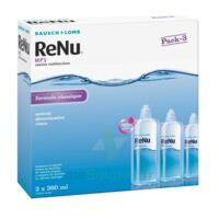 RENU MPS, fl 360 ml, pack 3 à CHÂLONS-EN-CHAMPAGNE