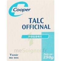 COOPER TALC, bt 250 g à CHÂLONS-EN-CHAMPAGNE