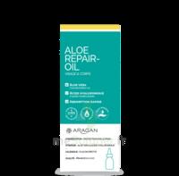 Aragan Aloé Repair-Oil Huile Concentration x 2*Fl/50ml à CHÂLONS-EN-CHAMPAGNE