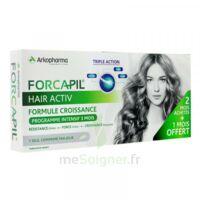 Forcapil Hair Activ Comprimés 3B/30 à CHÂLONS-EN-CHAMPAGNE