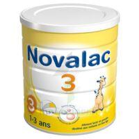Novalac 3 Croissance lait en poudre 800g à CHÂLONS-EN-CHAMPAGNE