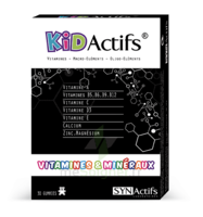 Synactifs Kidactifs Gélules B/30 à CHÂLONS-EN-CHAMPAGNE