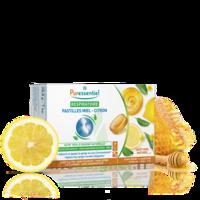 Puressentiel Respiratoire Pastilles Respiratoire Gorge Miel-citron - 18 Pastilles à CHÂLONS-EN-CHAMPAGNE