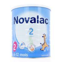 Novalac 2 Lait En Poudre 2ème âge B/800g* à CHÂLONS-EN-CHAMPAGNE