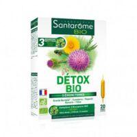 Santarome Bio Détox Solution buvable 20 Ampoules/10ml à CHÂLONS-EN-CHAMPAGNE