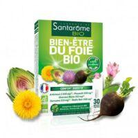 Santarome Bio Gélules Bien-être Du Foie B/30 à CHÂLONS-EN-CHAMPAGNE