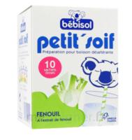 Bébisol Petit'Soif Fenouil x10 à CHÂLONS-EN-CHAMPAGNE