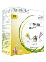 NATURACTIVE FLUIDE STICK URINAIRE, bt 15 à CHÂLONS-EN-CHAMPAGNE