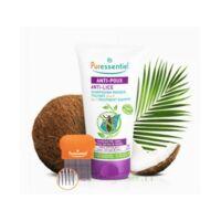 Puressentiel Anti-poux Shampooing masque traitant 2 en 1 Anti-Poux avec peigne - 150 ml à CHÂLONS-EN-CHAMPAGNE