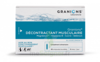 Granions Décontractant musculaire Solution buvable 2B/30 Ampoules/2ml à CHÂLONS-EN-CHAMPAGNE
