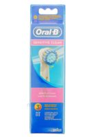 Brossette De Rechange Oral-b Sensitive Clean X 3 à CHÂLONS-EN-CHAMPAGNE