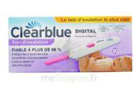 Test D'ovulation Digital Clearblue X 10 à CHÂLONS-EN-CHAMPAGNE