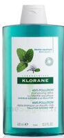 Klorane Menthe Aquatique Shampooing Détox 400ml à CHÂLONS-EN-CHAMPAGNE