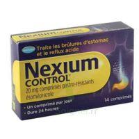 NEXIUM CONTROL 20 mg Cpr gastro-rés Plq/14 à CHÂLONS-EN-CHAMPAGNE