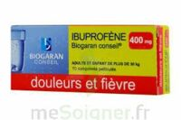 IBUPROFENE BIOGARAN CONSEIL 400 mg, comprimé pelliculé à CHÂLONS-EN-CHAMPAGNE