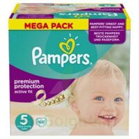 PAMPERS ACTIVE FIT T5 MEGA PACK 68 à CHÂLONS-EN-CHAMPAGNE