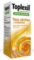 TOPLEXIL 0,33 mg/ml sans sucre solution buvable 150ml à CHÂLONS-EN-CHAMPAGNE