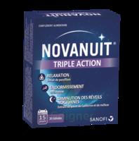NOVANUIT Triple action Gélules B/30 à CHÂLONS-EN-CHAMPAGNE