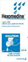 HEXOMEDINE 1 POUR MILLE S appl loc Fl/250ml à CHÂLONS-EN-CHAMPAGNE
