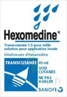 HEXOMEDINE TRANSCUTANEE 1,5 POUR MILLE, solution pour application locale à CHÂLONS-EN-CHAMPAGNE
