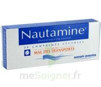 NAUTAMINE, comprimé sécable à CHÂLONS-EN-CHAMPAGNE
