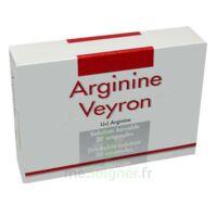 Arginine Veyron, Solution Buvable En Ampoule à CHÂLONS-EN-CHAMPAGNE