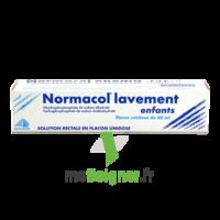 NORMACOL LAVEMENT ENFANTS, solution rectale, récipient unidose à CHÂLONS-EN-CHAMPAGNE