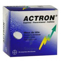 ACTRON, comprimé effervescent B/30 à CHÂLONS-EN-CHAMPAGNE